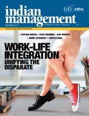 Indian management Magazine Cover November 2017