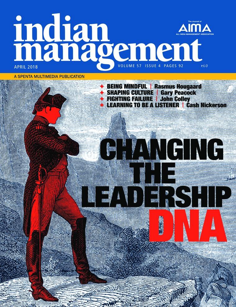 Majalah Digital indian management April 2018