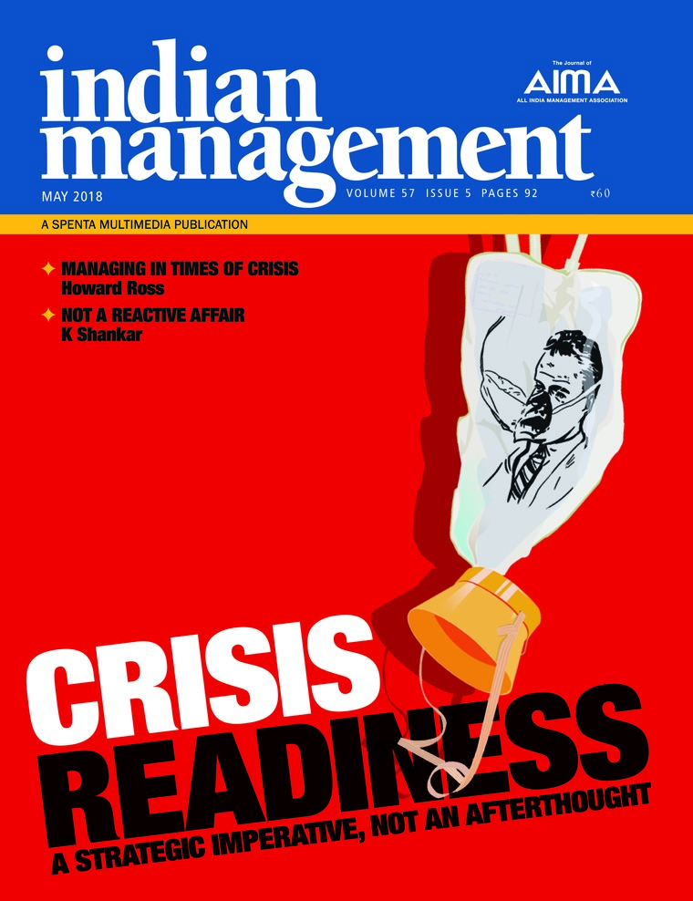 Majalah Digital indian management Mei 2018
