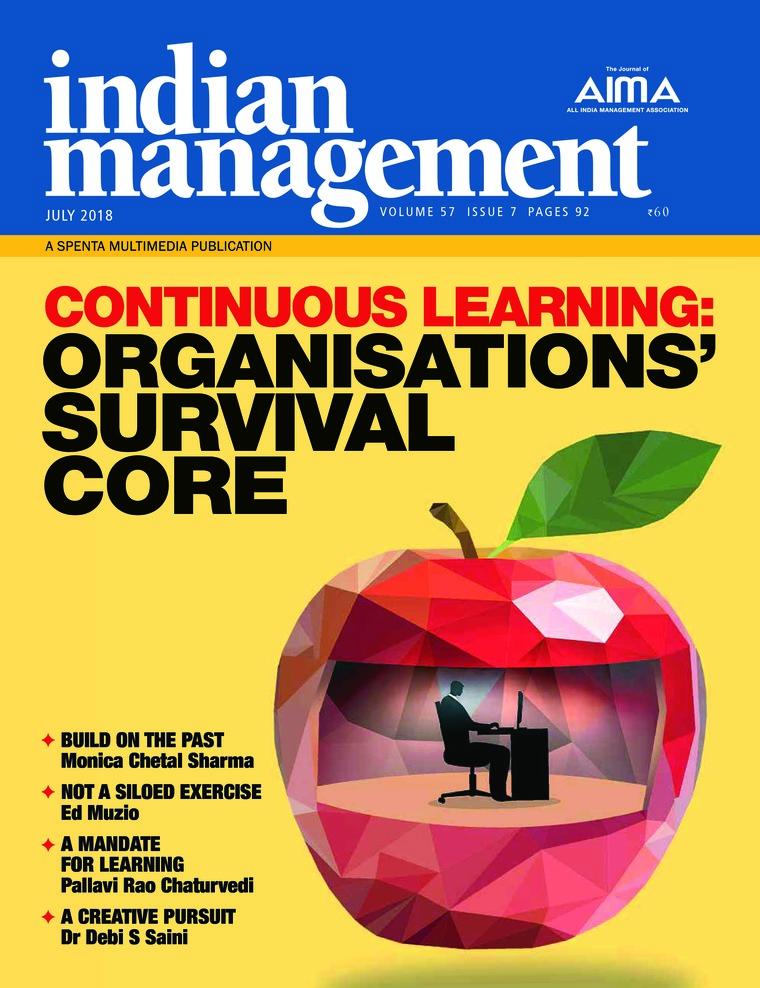 Majalah Digital indian management Juli 2018