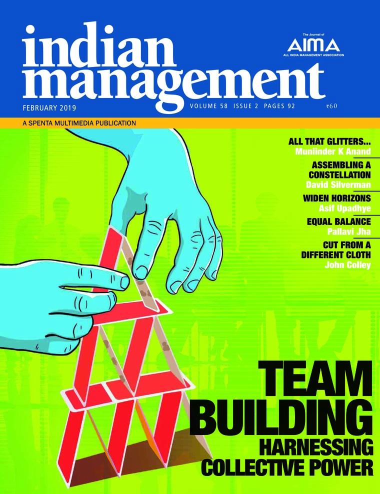 Indian management Digital Magazine February 2019