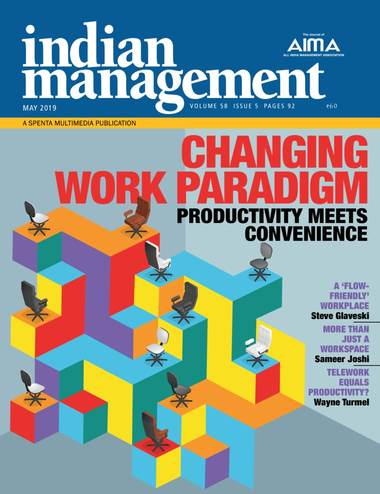 Majalah Digital indian management Mei 2019