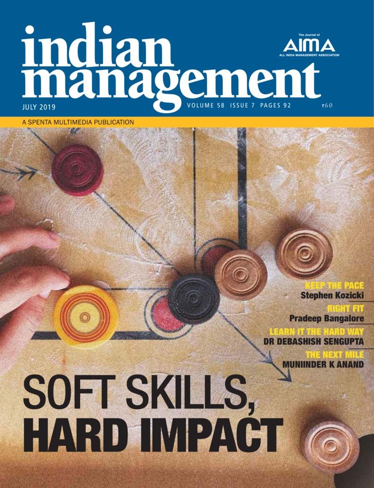 Majalah Digital indian management Juli 2019