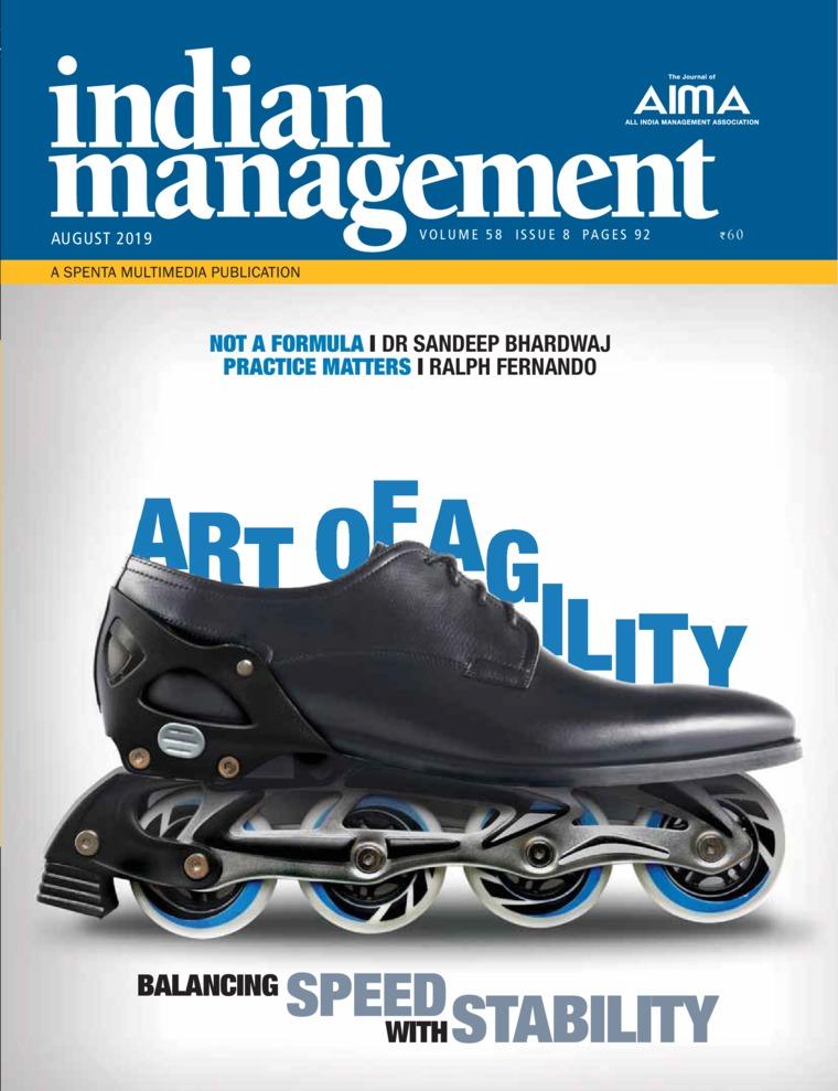 Majalah Digital indian management Agustus 2019