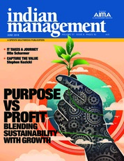 Indian management Magazine Cover June 2018