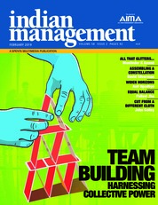 Indian management Magazine Cover February 2019