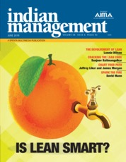 Indian management Magazine Cover June 2019