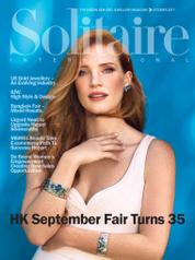 Solitaire International Magazine Cover October 2017