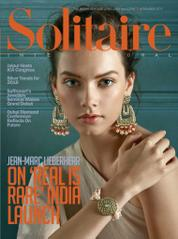 Solitaire International Magazine Cover November 2017