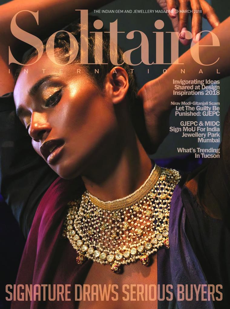 Majalah Digital Solitaire International Maret 2018