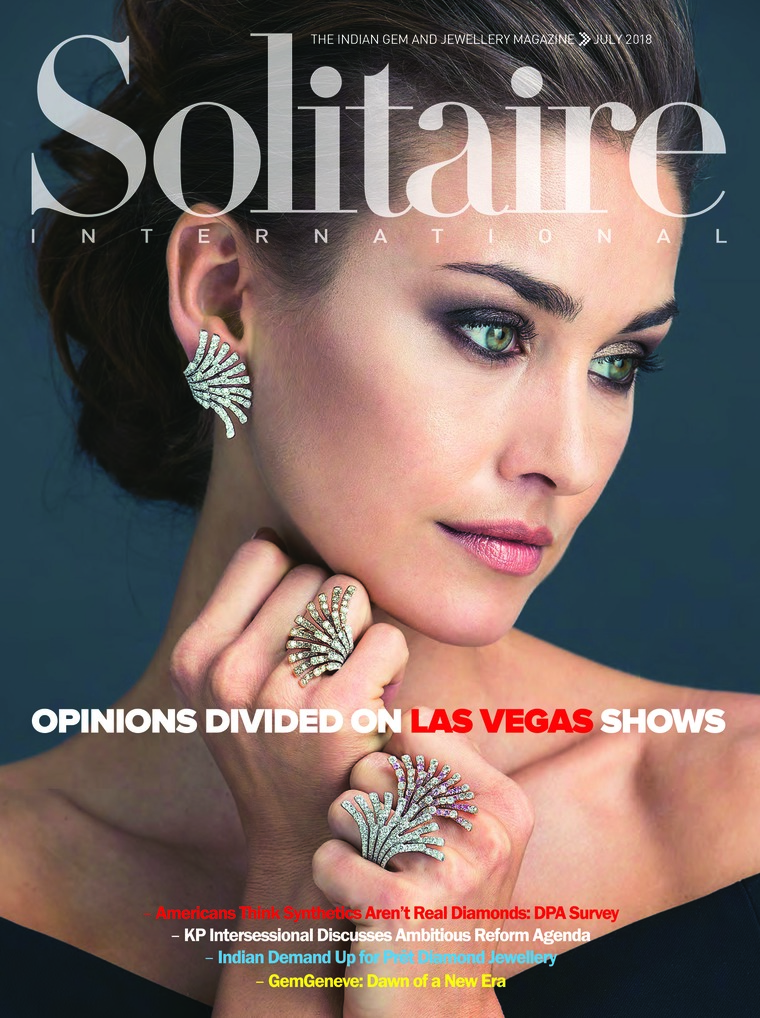 Majalah Digital Solitaire International Juli 2018
