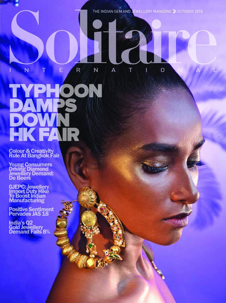 Solitaire International Digital Magazine October 2018
