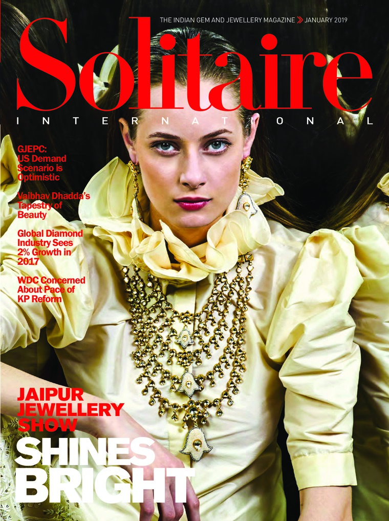 Solitaire International Digital Magazine January 2019