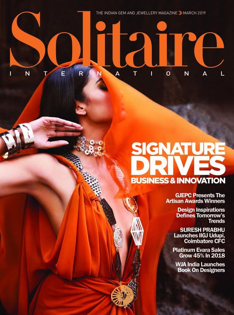 Solitaire International Digital Magazine March 2019