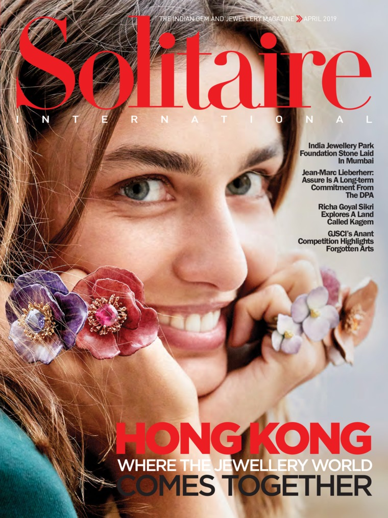 Solitaire International Digital Magazine April 2019