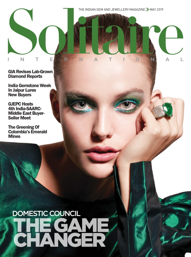 Solitaire International Digital Magazine May 2019