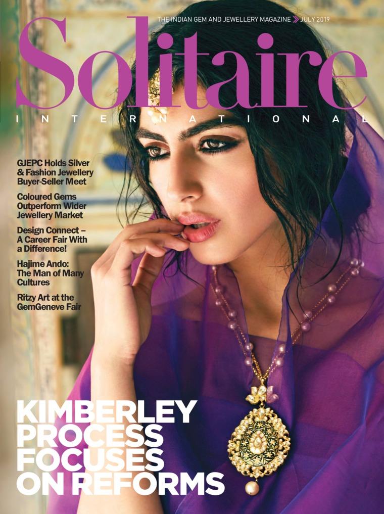 Majalah Digital Solitaire International Juli 2019