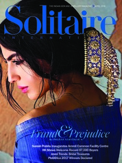 Cover Majalah Solitaire International April 2018