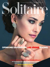 Solitaire International Magazine Cover July 2018