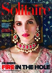Solitaire International Magazine Cover August 2018