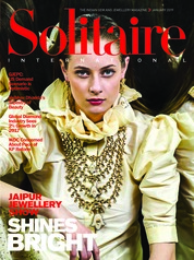 Solitaire International Magazine Cover January 2019