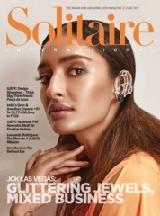 Solitaire International Magazine Cover June 2019