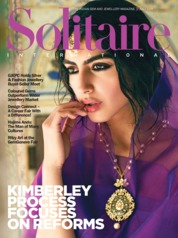 Solitaire International Magazine Cover July 2019