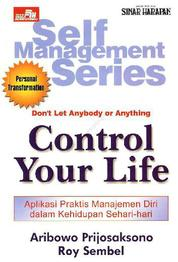 Self Management Series: Control Your Life by Cover