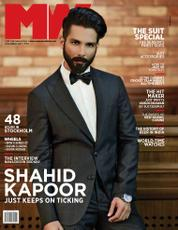 Cover Majalah Man's World India November 2017