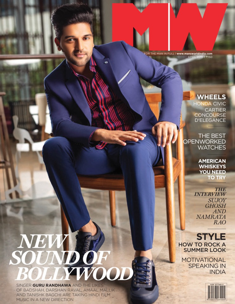 Majalah Digital Man's World India April 2019