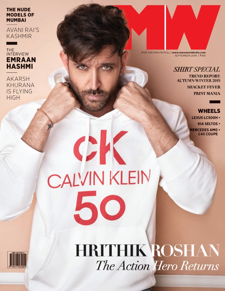 Man's World India Digital Magazine September 2019
