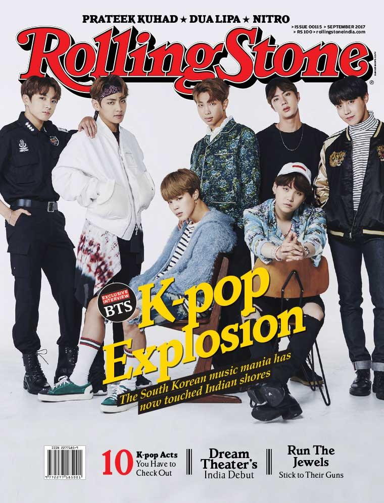 Majalah Digital Rolling Stone India September 2017