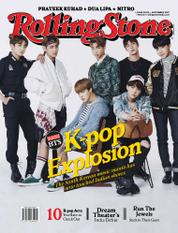 Rolling Stone India Magazine Cover September 2017