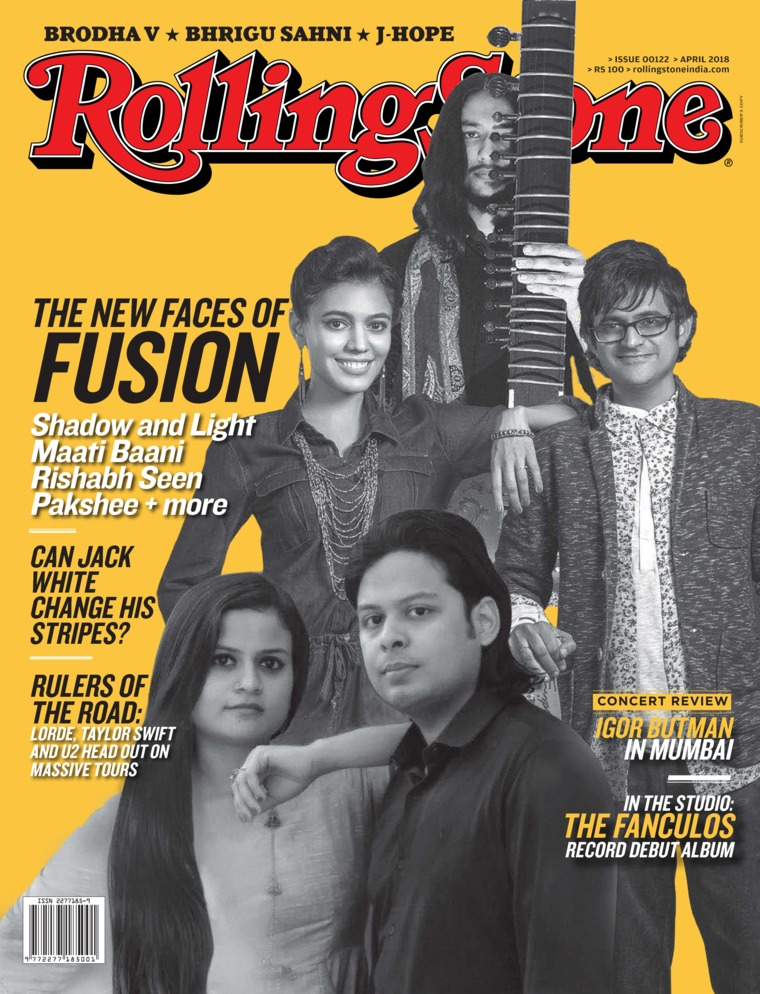 Majalah Digital Rolling Stone India April 2018