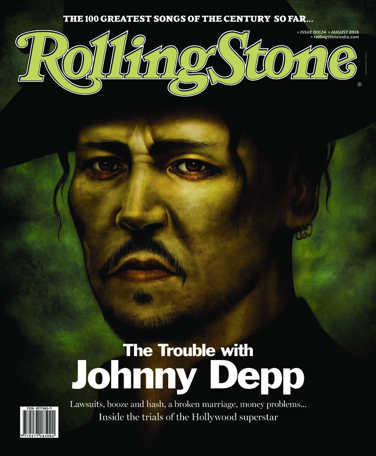 Majalah Digital Rolling Stone India Agustus 2018