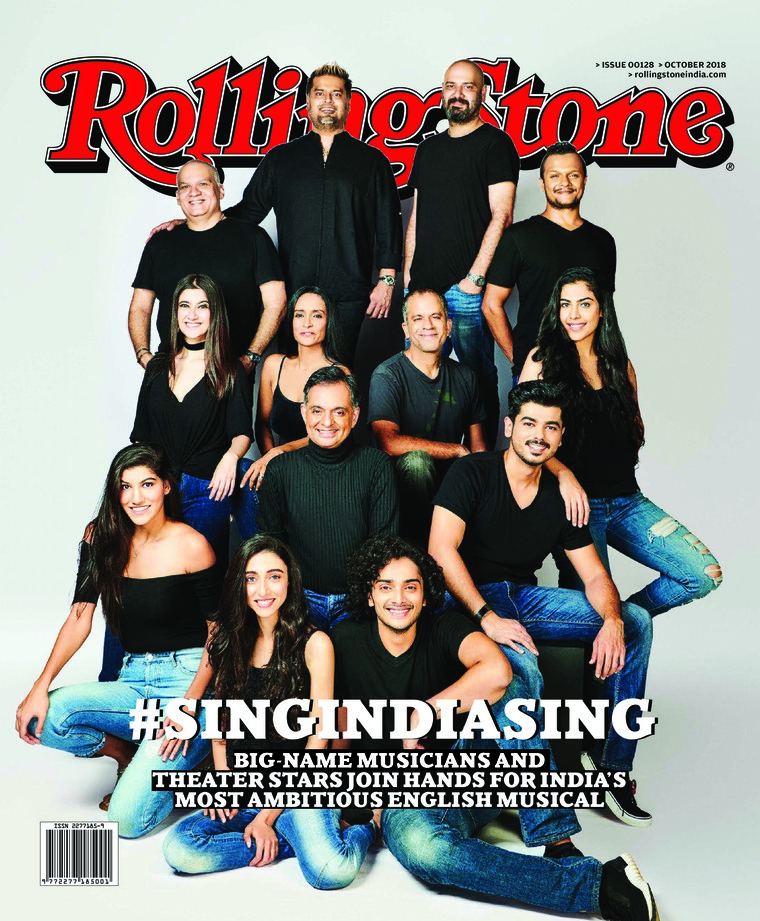 Majalah Digital Rolling Stone India Oktober 2018