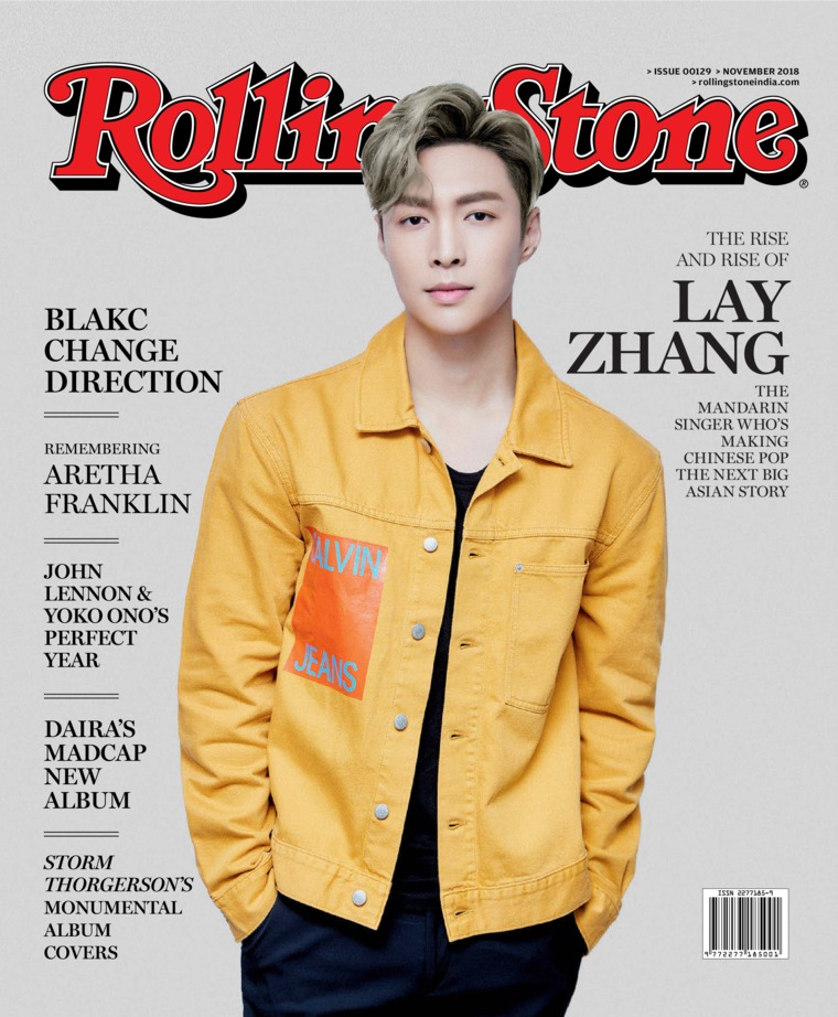 Majalah Digital Rolling Stone India November 2018