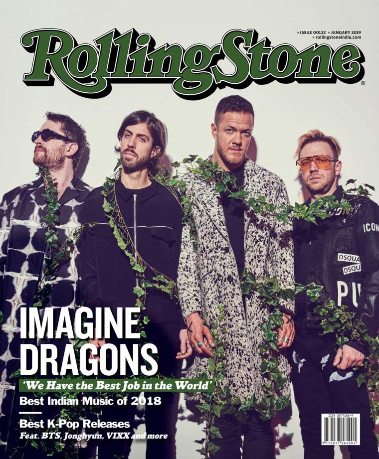 Majalah Digital Rolling Stone India Januari 2019