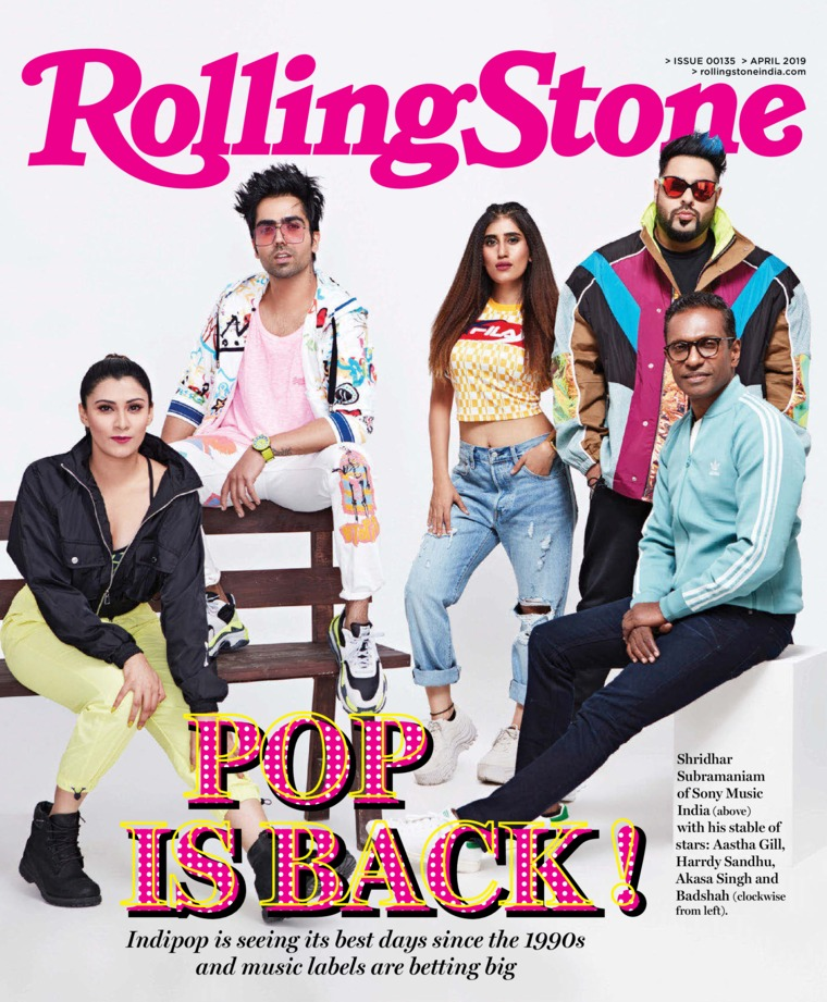 Majalah Digital Rolling Stone India April 2019