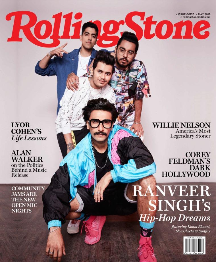 Majalah Digital Rolling Stone India Mei 2019