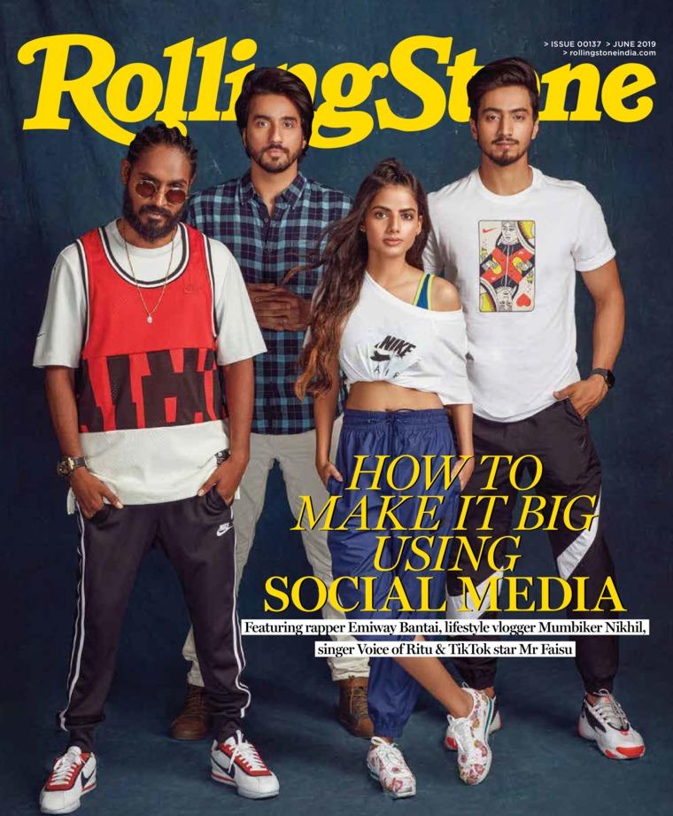 Majalah Digital Rolling Stone India Juni 2019