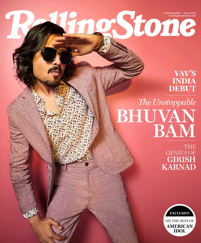 Majalah Digital Rolling Stone India Juli 2019