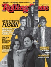 Rolling Stone India Magazine Cover April 2018