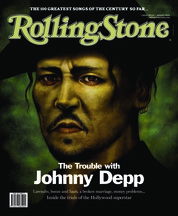 Rolling Stone India Magazine Cover