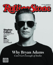 Rolling Stone India Magazine Cover September 2018