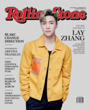 Cover Majalah Rolling Stone India November 2018
