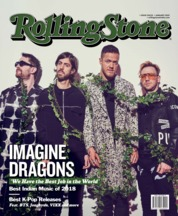 Rolling Stone India Magazine Cover January 2019