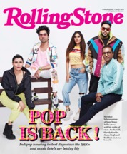 Cover Majalah Rolling Stone India April 2019