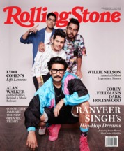 Rolling Stone India Magazine Cover May 2019