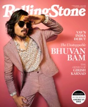 Rolling Stone India Magazine Cover July 2019